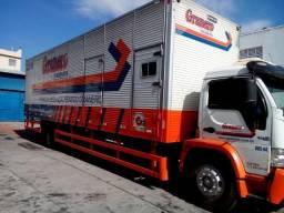 Caminhão Bau - 2011