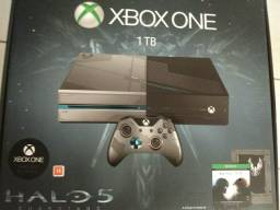 Xbox One 1TB troco por ps4
