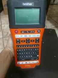 Rotulador Eletrônico Brother PT E500