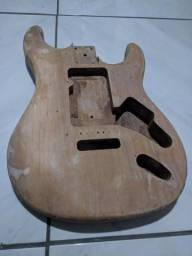 Corpo de guitarra - stratocaster