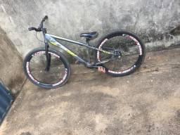 Bicicleta tsw alumínio