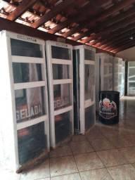 Rei das cervejeiras tem varias opções p vc em cervejeiras geladeiras expositoras freezers