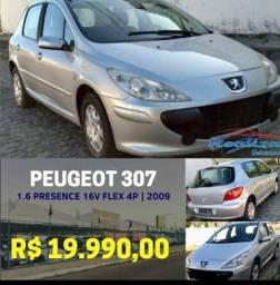 Carro Peugeot 307