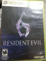 Jogo original residente evil Xbox 360
