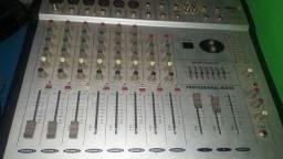 Vendo Mesa de som funcionando perfeitamente