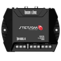 Módulo Stetson Iron Line 4 canais novo lacrado