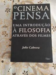 LIVRO O CINEMA PENSA
