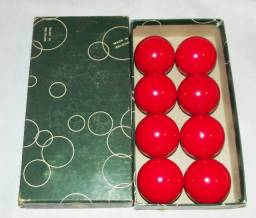 Bolas para snooker