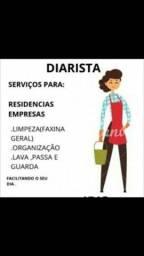 faxineira, auxiliar de serviço, doméstica