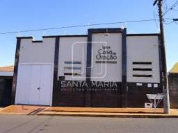 Loja comercial à venda com 1 dormitórios em Vl monte alegre, Ribeirao preto cod:46669