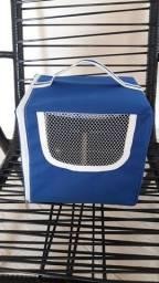 Vendo bolsa transporte para calopsita