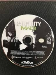 Jogo p Wii - Call of Duty MW3