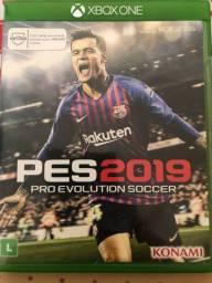 Jogo futebol PES 2019 e PES 2020 original para Xbox