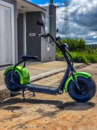 Scooter elétrica - aceito troca montain bike