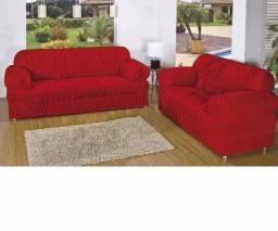 Capa de sofá 2 e 3 lugares
