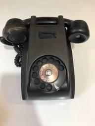 Telefone antigo de parede Ericsson