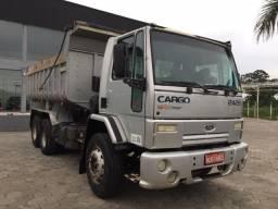 Ford cargo 2428 2007 cacamba