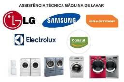 Manutenção em maquina de lavar