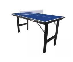 Mesa Tênis Mesa Ping Pong Jr Klopf 1003 - Pés Dobráveis - 12mm MDF