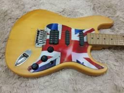 Stratocaster de Alto Padrão das Antigas Parcelo 12x