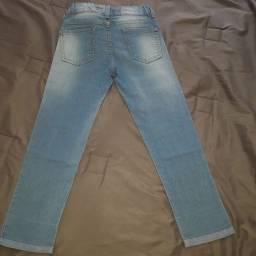 Calça jeans Menina Tamanho 8