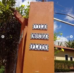 Flats mobiliados em Eusébio - Centro