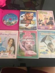 Dvds infantil