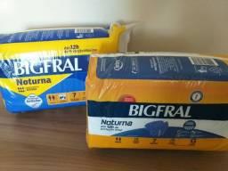 Fraldas Noturnas BIGFRAL, tamanho G incontinência severa