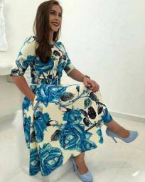 Vestidos moda evangélica enviamos de Goiânia