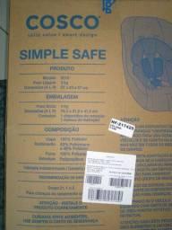 Cadeirinha simple safe cosco