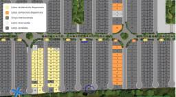 Terreno 203m² na Smart City Natal