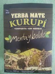 Erva de tereré Kurupi