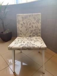 6 Cadeiras Em Madeira Para Mesa De Jantar