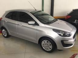 .Ford-2020 KÁ 1.0 SE Plus -Flex-Único Dono! Com Garantia Fábrica!!!