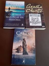 3 livros por R$30
