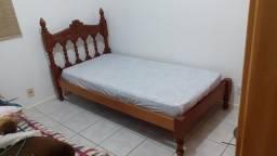 Vendo cama solteiro rústica