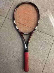 Raquete babolat drive + raqueteira