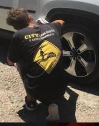 Estamos contratando lavador de carro