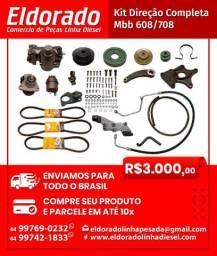 Kit de Direção Hidráulica MB 608