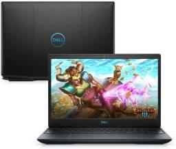 Notebook Gamer Dell G3 15 3590 Gtx 1650 SSD 512gb Lacrado