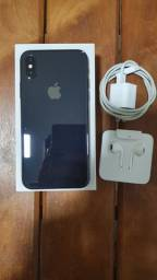 Vendo Iphone X, 256GB, Cinza Spacial