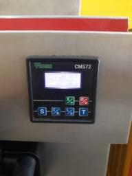 Maquina de sorvete expresso e Açaí