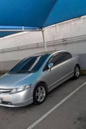 Honda civic 07 exs com gnv
