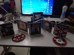 GTA do PS1 Original Edição de Colecionador Entrego em Lavras