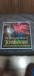 Box Tchaikovsky 10 Lps