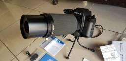 Máquina fotográfica Yashica Dental eye III macro 100mm muito nova