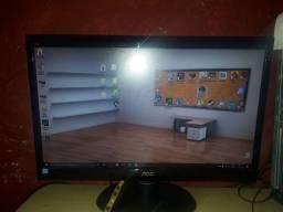 Monitor AOC 20 polegadas VGA