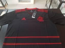Camisa Flamengo terceiro uniforme