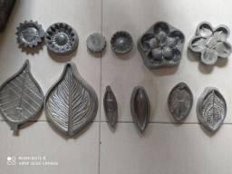 Formas em alumínio para EVA
