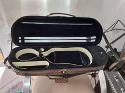 Vendo case de violino 4/4 luxo